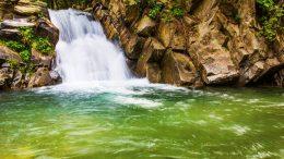 Wodospad Zaskalnik – atrakcja turystyczna Szczawnica