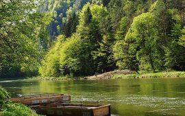 Przeprawa Przez Dunajec