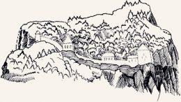 Zamek Pieniny (739 m n.p.m.)
