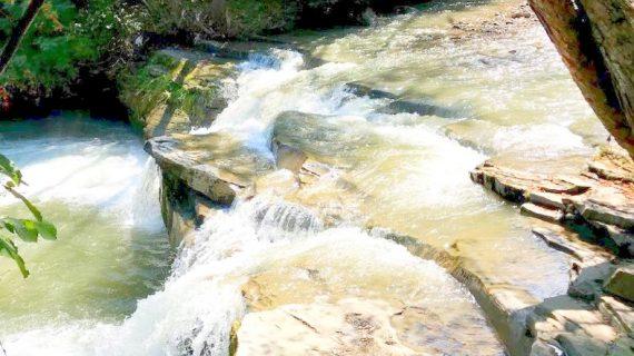 Wodospady Kacwin