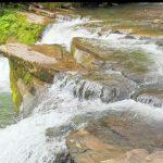 wodospad kacwin z boku
