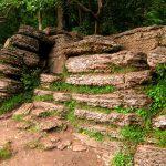 Kamienne Księgi w Dubantowskiej Dolinie