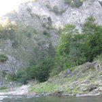 zakończenie trasy spływu Dunajcem w Szczawnicy