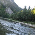 Dwu godzinny spływ Dunajcem z flisakami