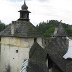 Zamek Niedzica - widok z wieży widokowej