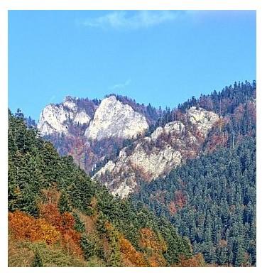 Szlaki turystyczne w Pieninach1