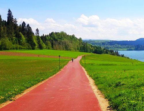 droga rowerowa w pieninach 1a