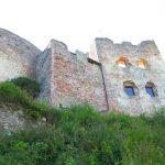 mury zamku czorsztyn