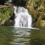 wodospad kolo Szczawnicy
