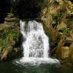 wodospad zaskalnik z przodu