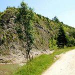 rezerwat biała woda na szlaku
